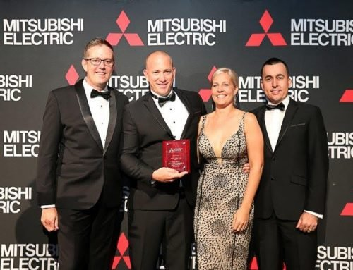 Tri-Tech WINS! Mitsubishi Electric SE QLD Dealer of the Year 2019!