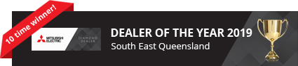 Mitsubishi Dealer of the year