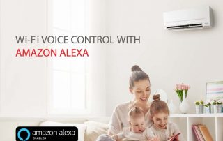 Mitsubishi Electric voice control
