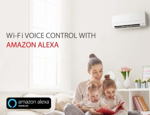 Introducing voice-activated air conditioning from Mitsubishi Electric