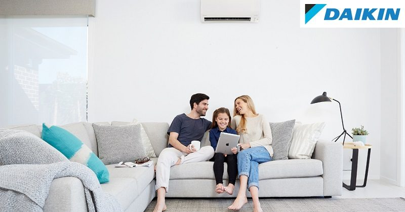 Daikin air conditioning service and repair