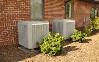 Residential air-conditioning Brisbane outdoor unit