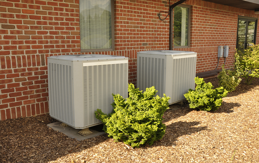 Residential air conditioning Brisbane outdoor unit