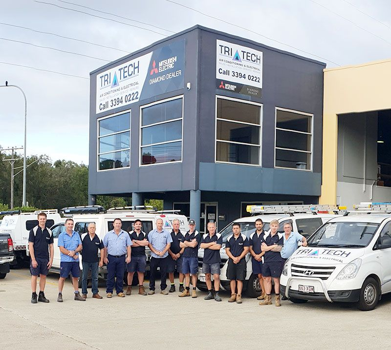 tri-tech air conditioning and electrical