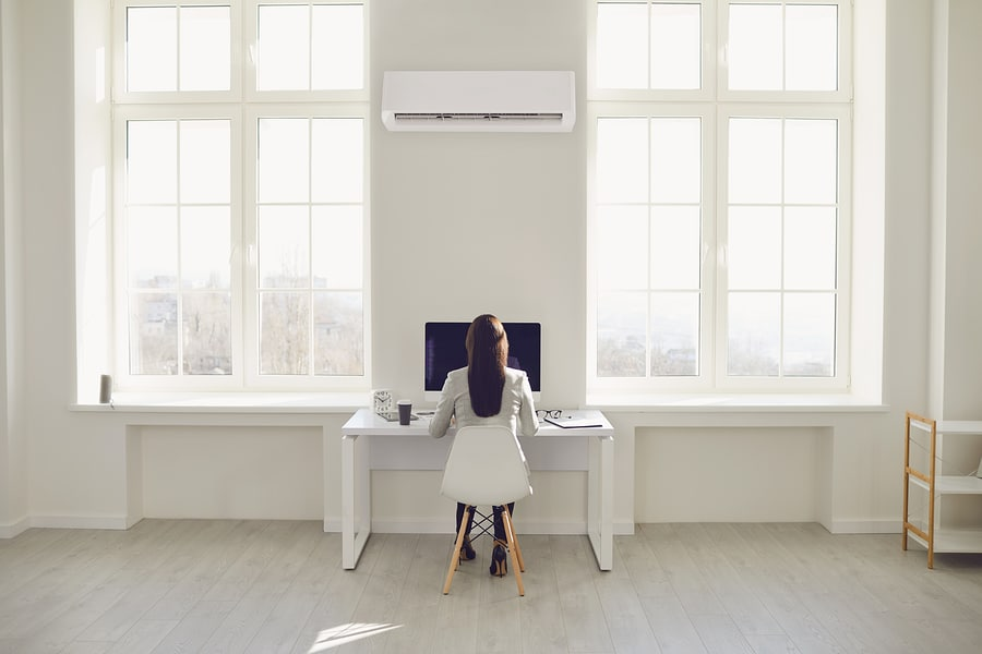 Air-conditioning-installation
