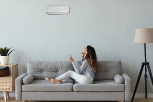 Split system air conditioning in Brisbane