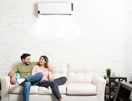 When is split system air conditioning a better choice than ducted?