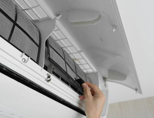 Our mobile tech team explains how to clean air conditioning filters