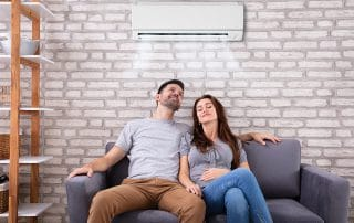 where to place a split system air conditioner