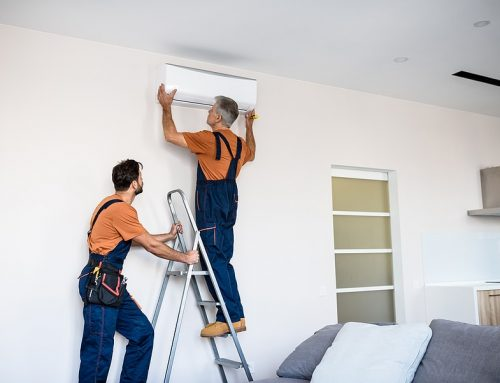 Can you move a split system air conditioning system?