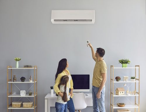 4 critical parts of an air conditioning unit
