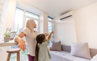 Split system air conditioning Brisbane