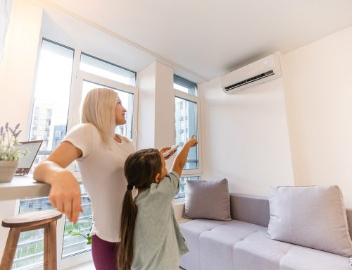 What is a multi split air conditioner system?