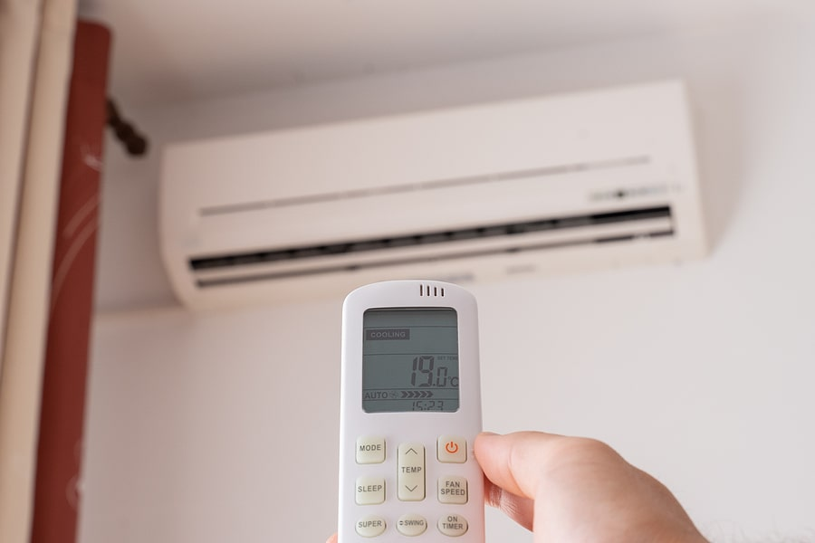 air conditioning in the North Lakes